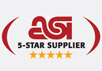 ASI 5 Star Supplier