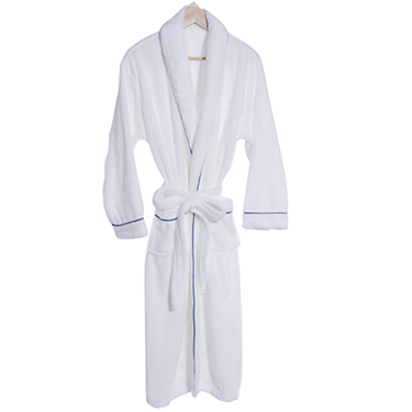 2582f79f1a Coral Plush Robe With Trim (NEW)